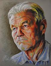 Photo: El abuelo de Asta II. Pastel