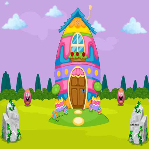 Egg House Smiley Escape 解謎 App LOGO-APP開箱王