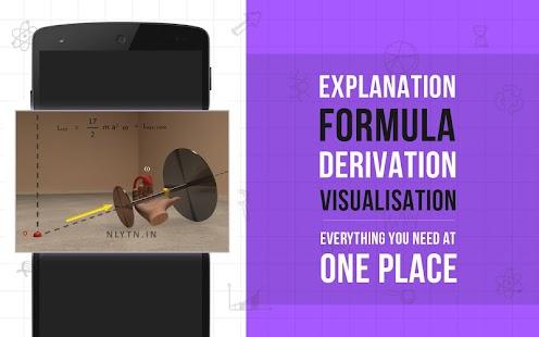 Visual Physics - náhled