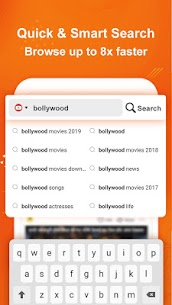 UC Browser Mini- Download Video Status & Movies 3