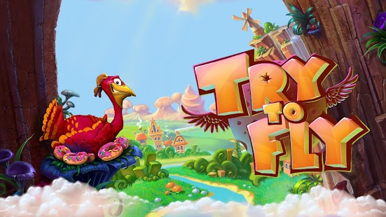 Try to Fly- screenshot thumbnail