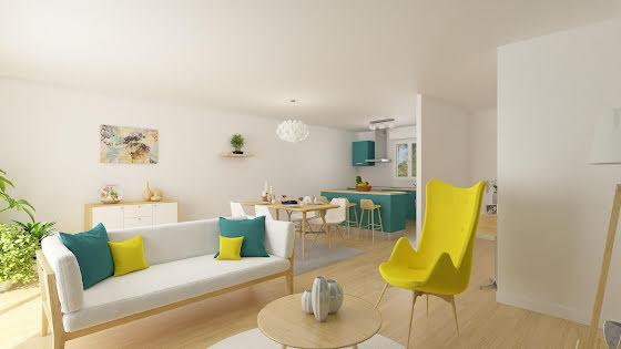 Vente maison 4 pièces 75,85 m2