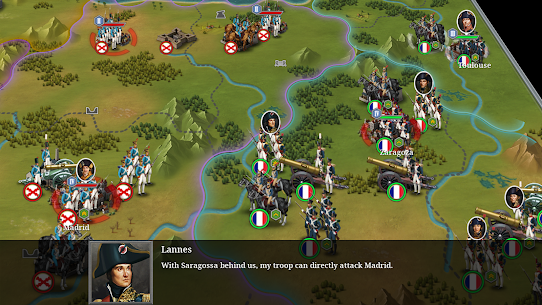 European War 6: 1804 MOD APK [Unlimited Money + Unlockd] 5