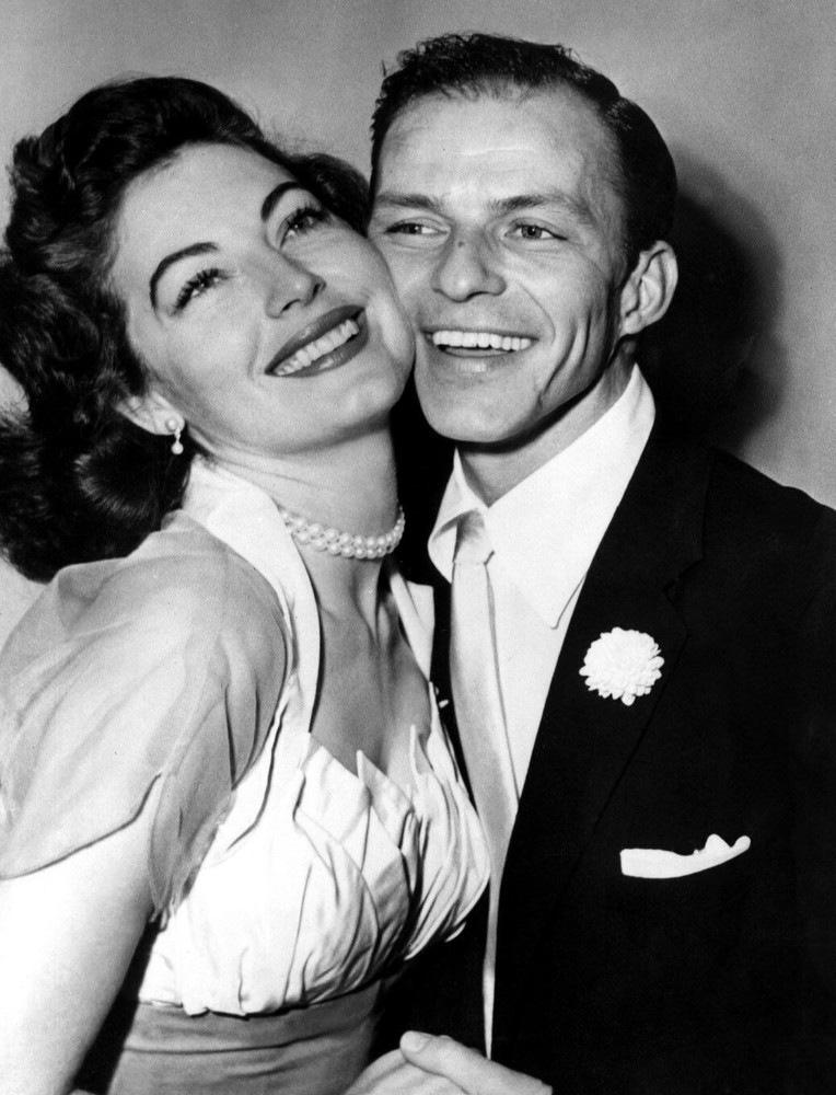 Ava Gardner i Frank Sinatra /Everett Collection /East News