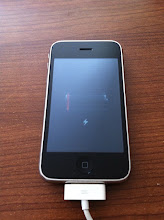 Photo: Repaired iPhone 3GS