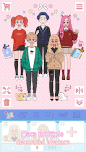Lily Diary : Dress Up Game MOD (Free Purchase) 3