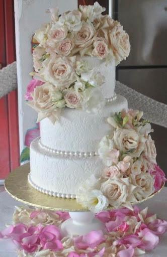 ベストウェディングケーキのデザイン