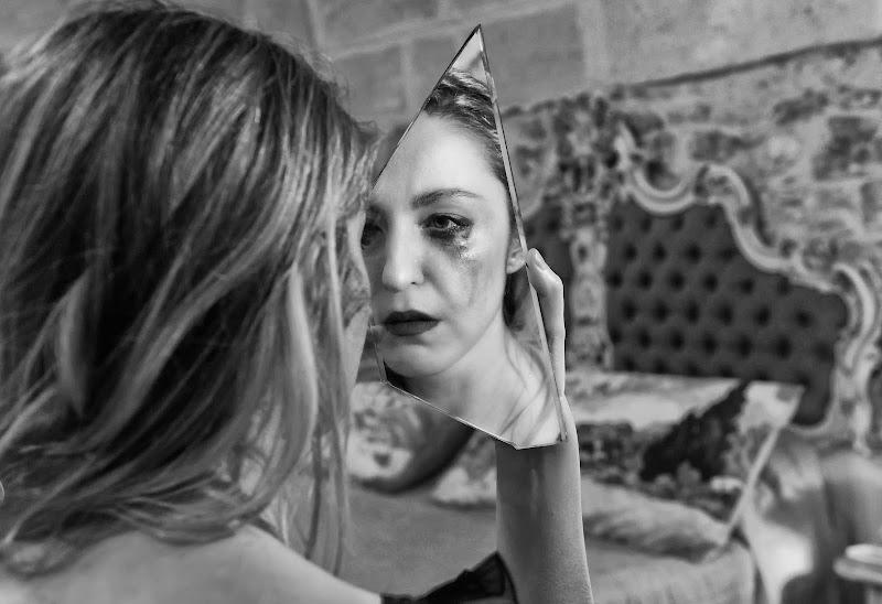 Riflesso della tristezza di Diana Cimino Cocco