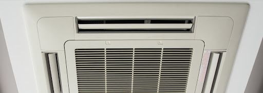 Air conditioning services banner