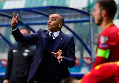 La réaction de Roberto Martinez à la rumeur Barça