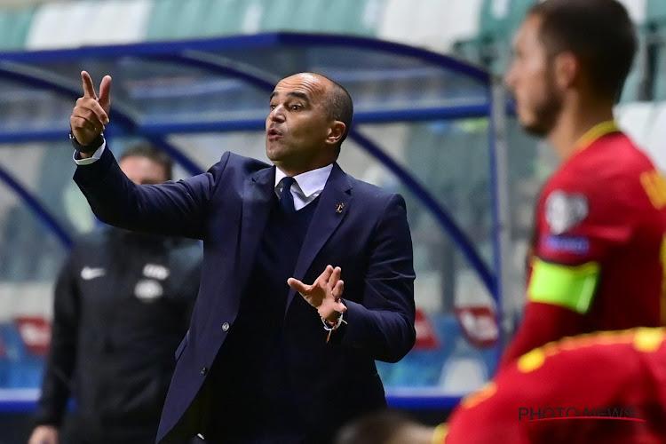 """Roberto Martinez reageert op geruchten: """"Niets, maar dan ook niets te melden"""""""