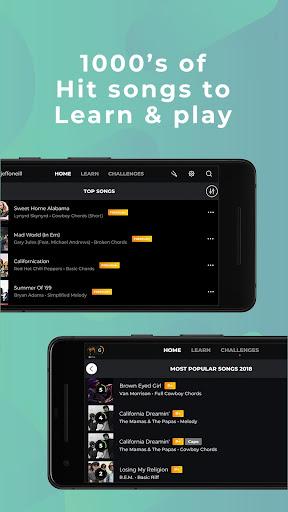 Yousician - An Award Winning Music Education App screenshot 2