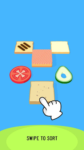Sandwich Sort android2mod screenshots 1