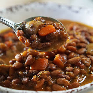 Vegetable Bean Soup.