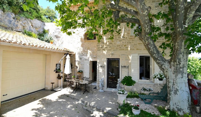 Maison avec piscine Le Barroux