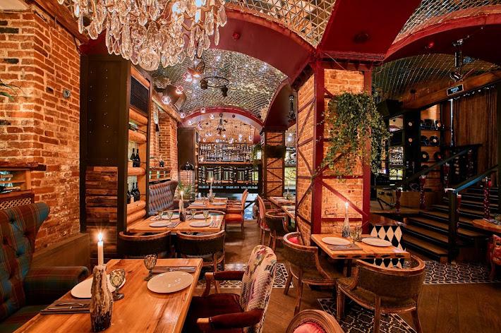 Фото №10 зала Ресторан
