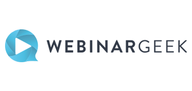 WebinarGeek logo webinar tool