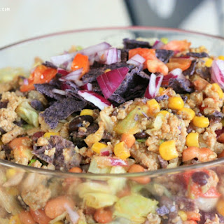 Taco Salad Crunch.
