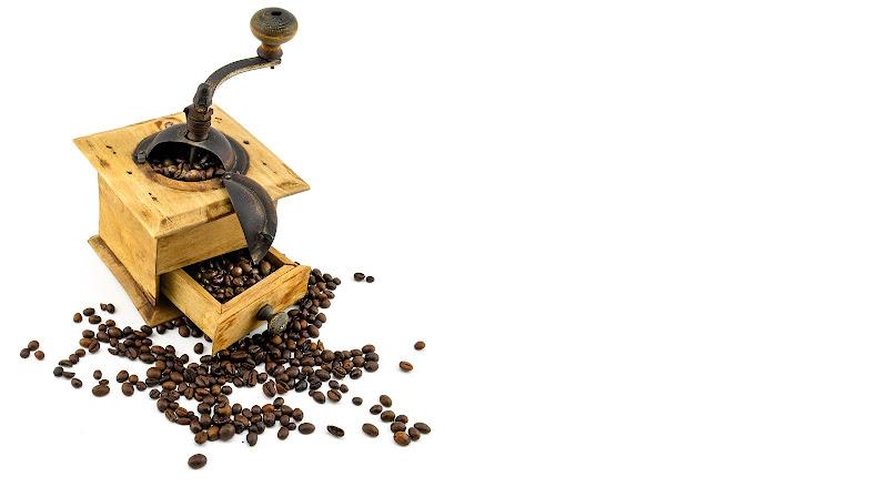 Pubblicità del caffè di una volta di Diana Cimino Cocco