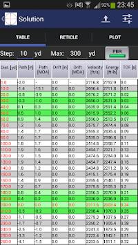 Download Exterior Ballistics Calculator von XavieR apk letzte
