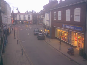 Photo: Co-Op and Mills were a boon to the town's workers by being there in the late evening. TesCo and Somerfield lengthened their hours in competition.