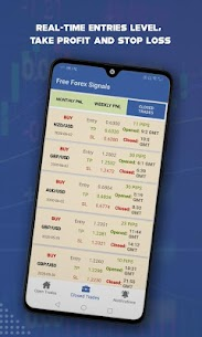 FREE FOREX SIGNALS 18.5 Mod APK Updated Android 2
