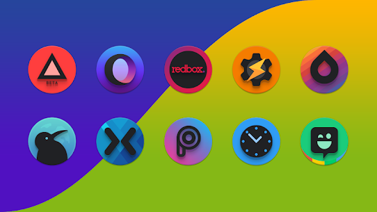Baked – Icon Pack v1.1 [Patched] APK 2