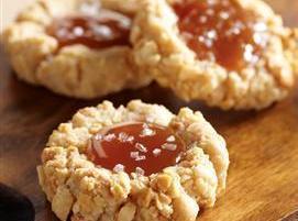 Peanut Crunchies Recipe