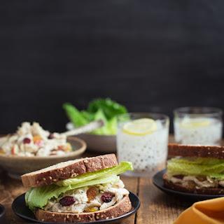 Harvest Turkey Salad Sandwiches