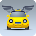 Airport Taxi – taxi to airport icon