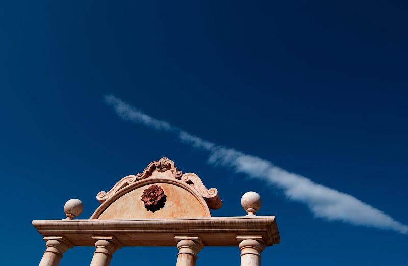 portale verso il blu di Alcoriano