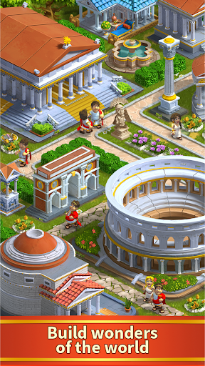 Code Triche Rise of the Roman Empire: Build, Trade & Conquer APK MOD screenshots 6