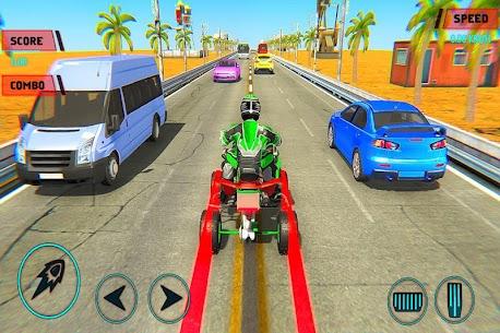 ATV Quad Bike Racing Simulator: Bike Shooting Game 3