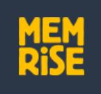Memrise language learning app logo.