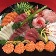 Sashimi Boat (48 Pieces)