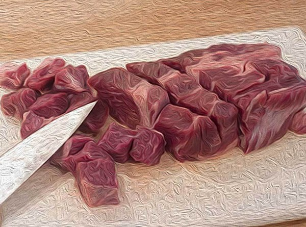 Chef's Note: Choosing the right stew meat. This may seem counter-intuitive, but this is where...