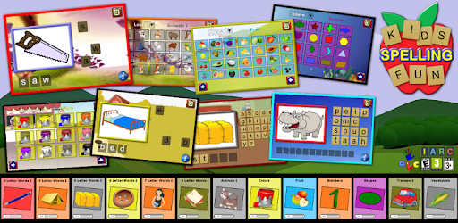 Kids Spelling 500 words - Apps on Google Play