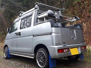 ハイゼットデッキバン  G 平成25年のカスタム事例画像 新 黄昏の車好きさんの2020年03月29日12:46の投稿