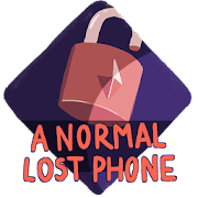 Logo A Normal Lost Phone