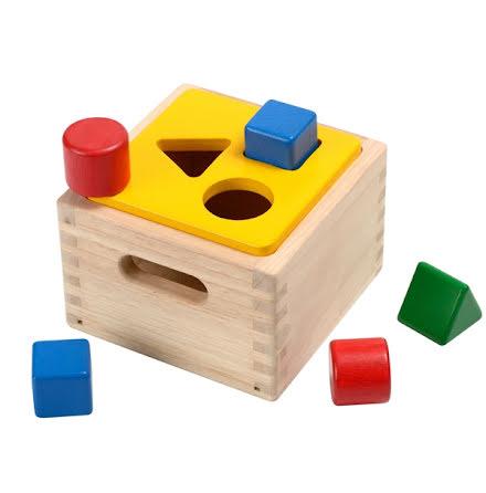 Plan Toys Sorteringsbox