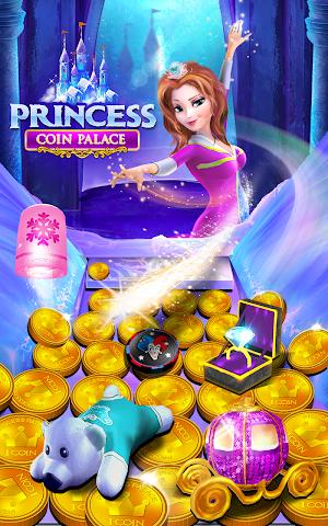 android Princess Coin Palace Screenshot 5