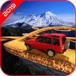 Offroad Jeep Driving Simulator : Impossible tracks icon