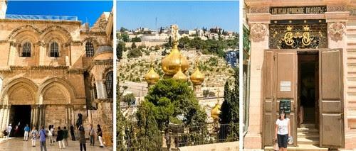 Экскурсия в Иерусалиме