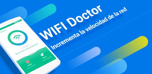 WiFi Doctor-Detecta y refuerza - Aplicaciones en Google Play