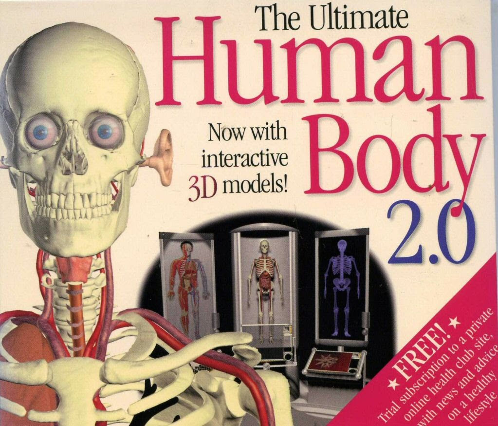 Video game:The Ultimate Human Body 2 0 - Dorling Kindersley