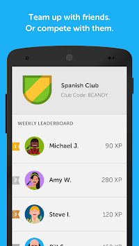 Duolingo: Learn Languages Free APK screenshot thumbnail 5