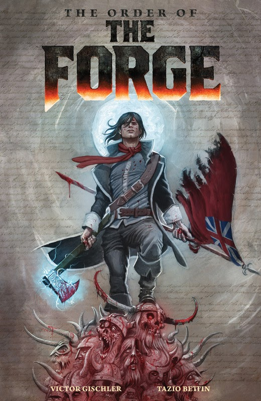 The Order of the Forge (2015)