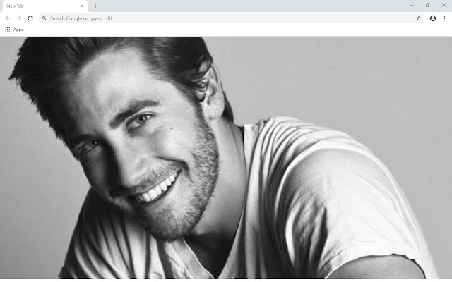 Jake Gyllenhaal New Tab