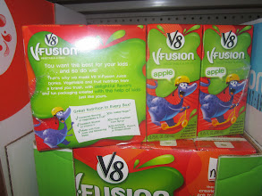 Photo: V-Fusion juice boxes! Perfect for Liam's lunchbox!