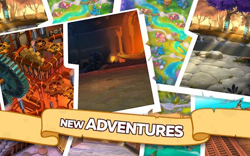Hustle Castle: Fantasy Kingdom 1.28.1 Apk + Mod (High Damage) Android 3